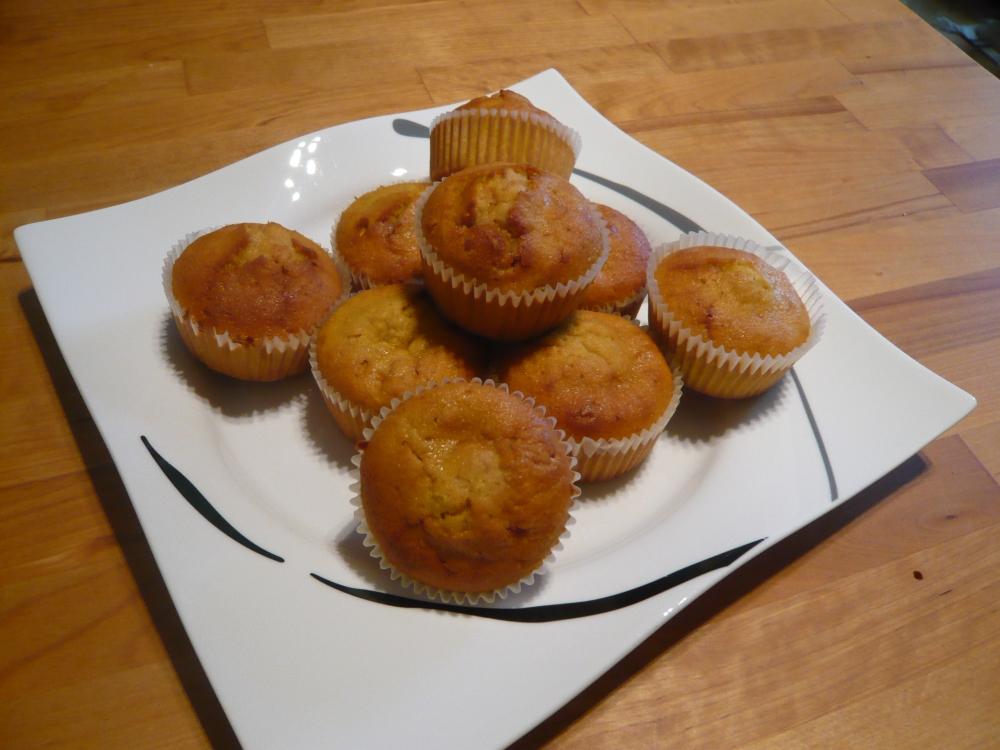 Kürbis Muffins á la Blair (2/3)