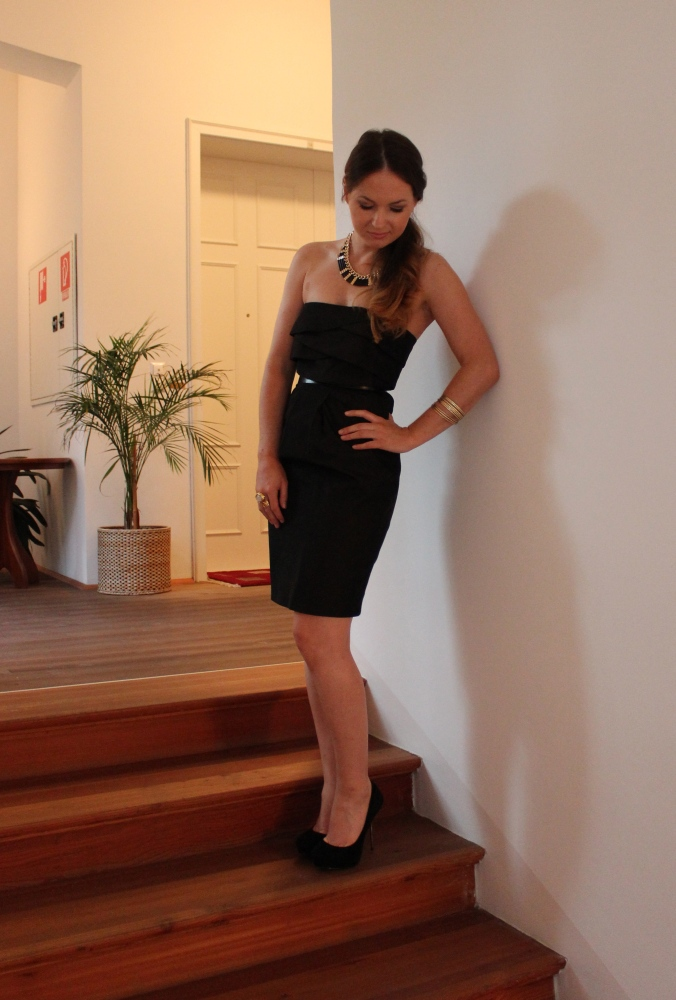 How to style - das Kleine Schwarze (4/6)