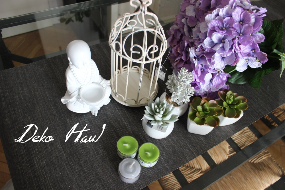 [ Blogger For Spring ] - Frühlings Deko Haul (2/6)