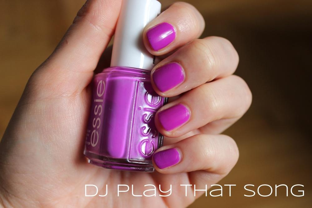 Essie's Neon 2013 - Kollektion (3/6)