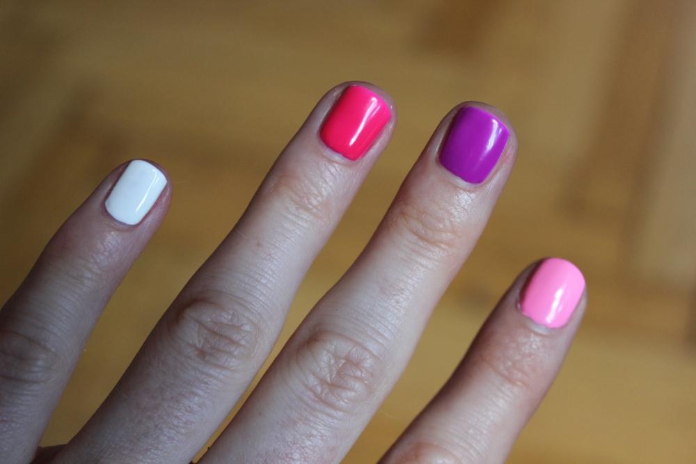 Essie's Neon 2013 - Kollektion (5/6)