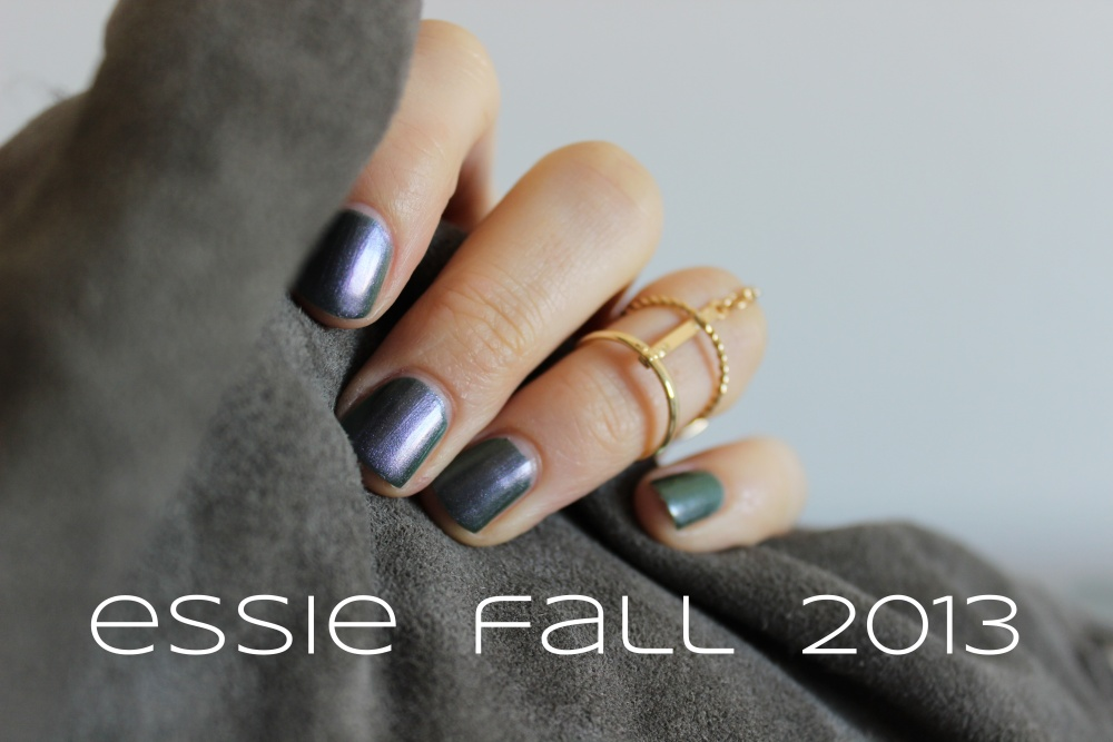 Essie's 'For The Twill Of It' Herbst 2013 - Kollektion (1/4)