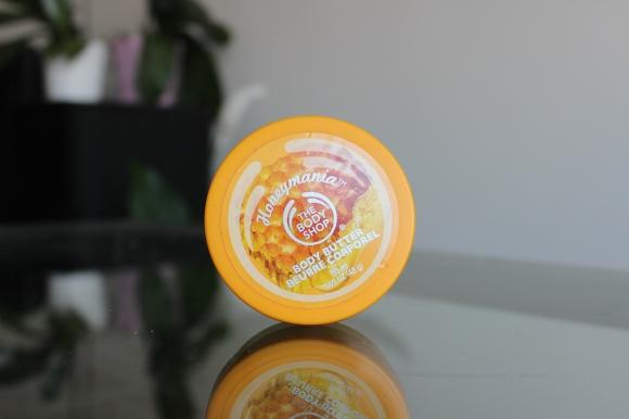 GlossyBox The Body Shop Honeymania