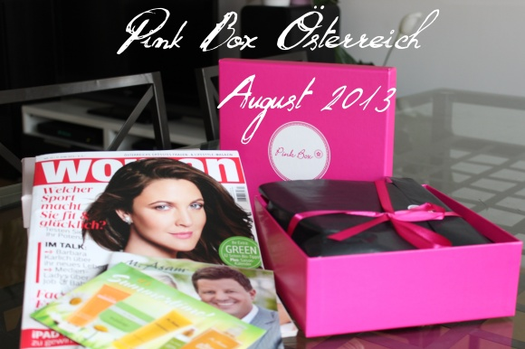 PinkBox August 2013