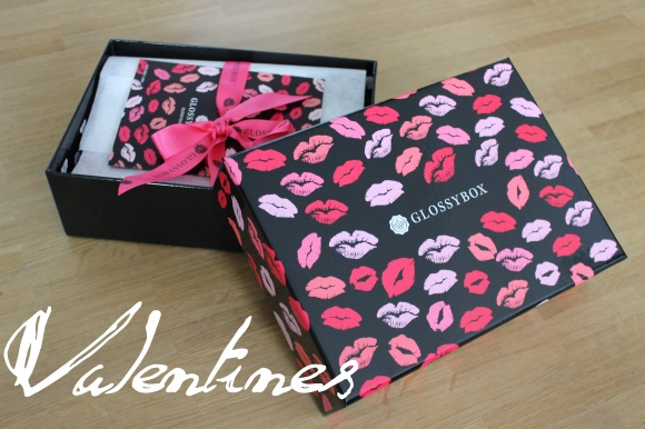Valentines Glossybox