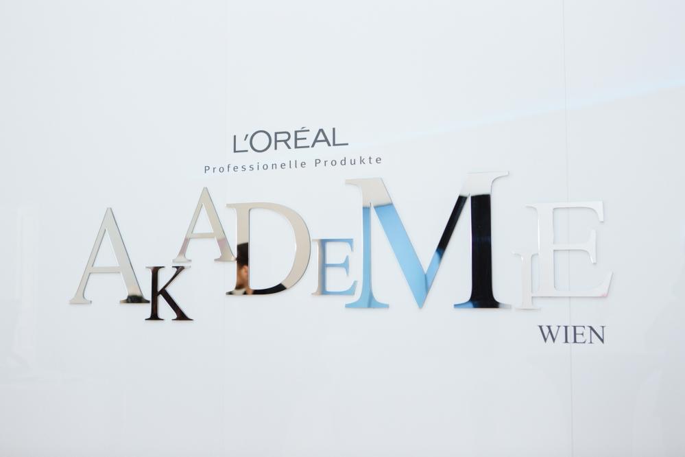 Eröffnung der L'Oréal Professionelle Produkte Akademie Wien (1/6)