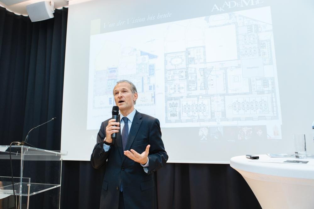 Eröffnung der L'Oréal Professionelle Produkte Akademie Wien (2/6)