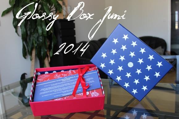 GlossyBox Juni 2014