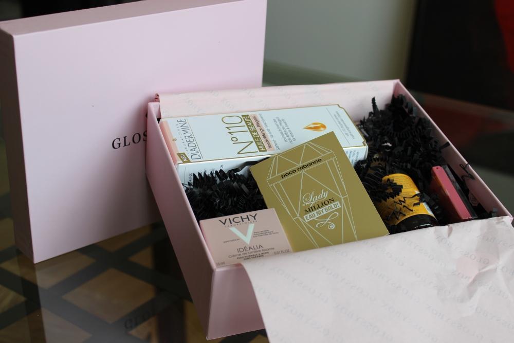 GlossyBox Österreich - August 2014 [ Anniversary Box ] (2/6)