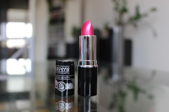 Lavera Lipstick Pink Fuchsia