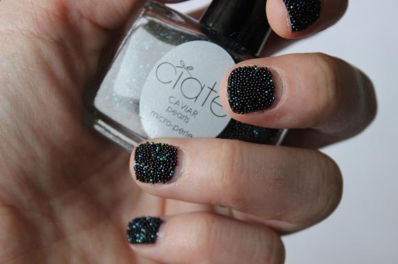 caviar nail design