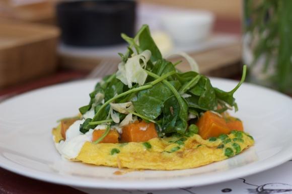 Vegetarian Omlett